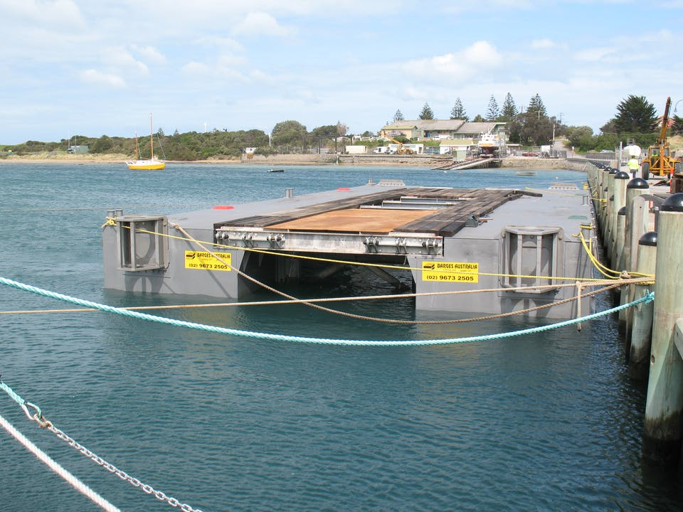 Barges Australia