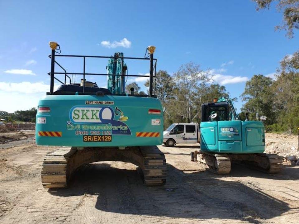 SKK Civil Groundworks