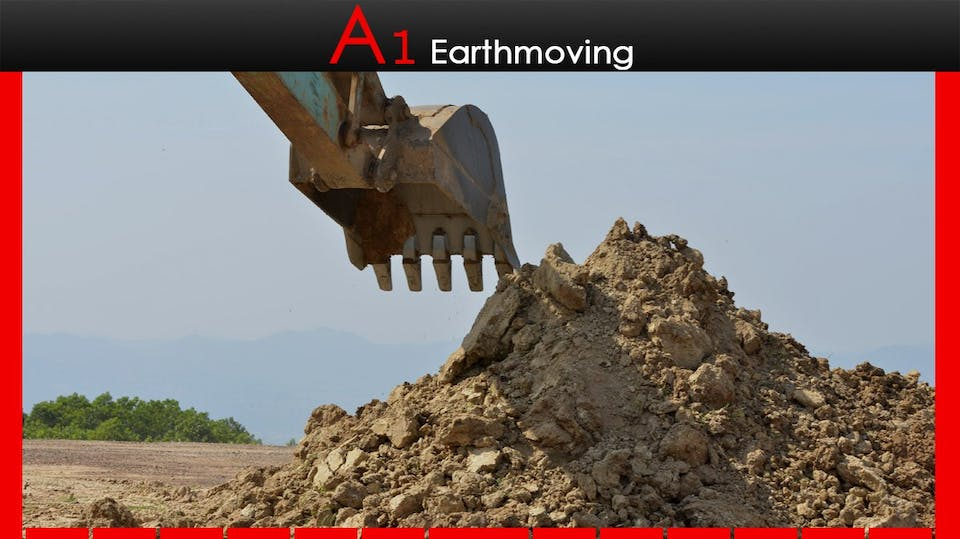 A1 Earthmoving & Landscaping