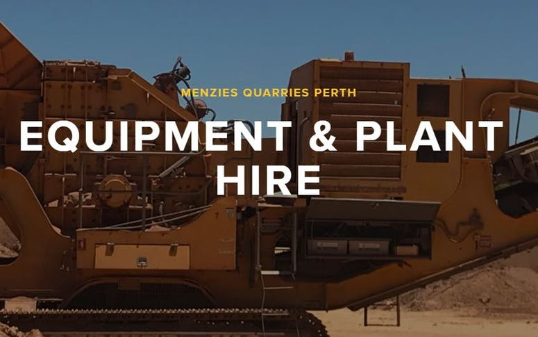 Menzies Quarries Pty Ltd featured image