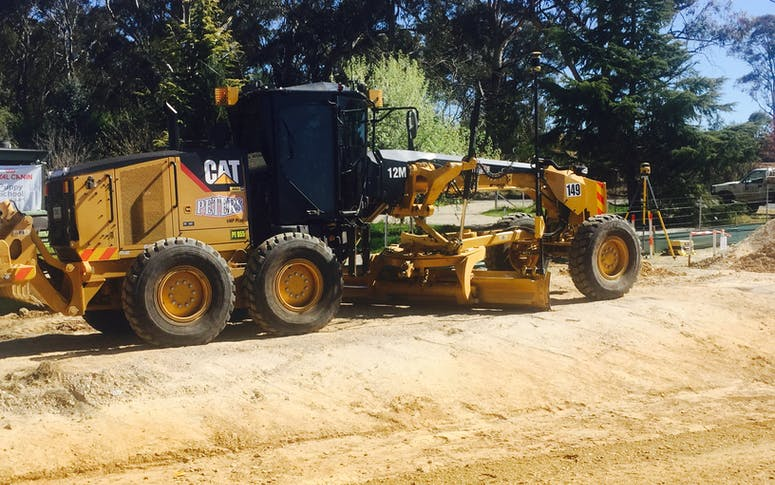 Peters Earthmoving Pty Ltd featured image
