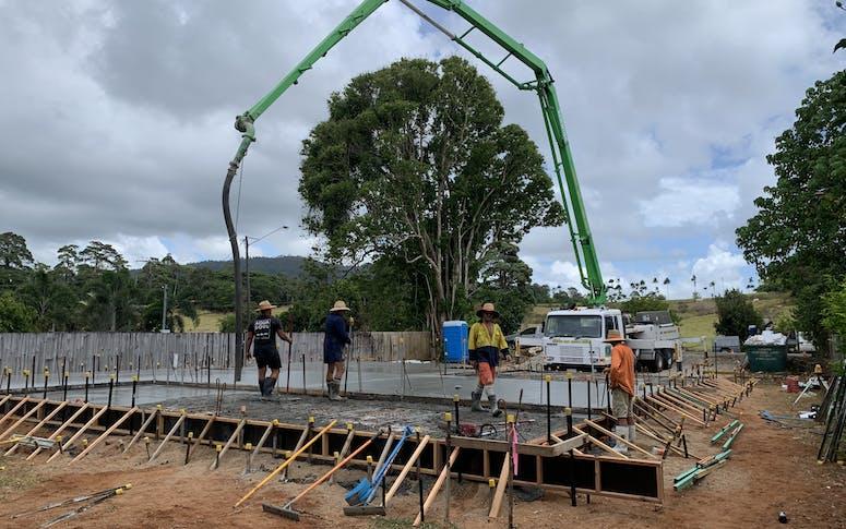 Cassowary Coast Concrete Construction & Concrete Pumping featured image