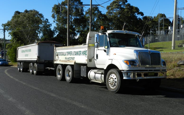 Eurobodalla Tippers and Tankers featured image