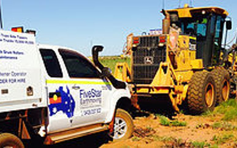 Fivestar Earthmoving & Contractors featured image