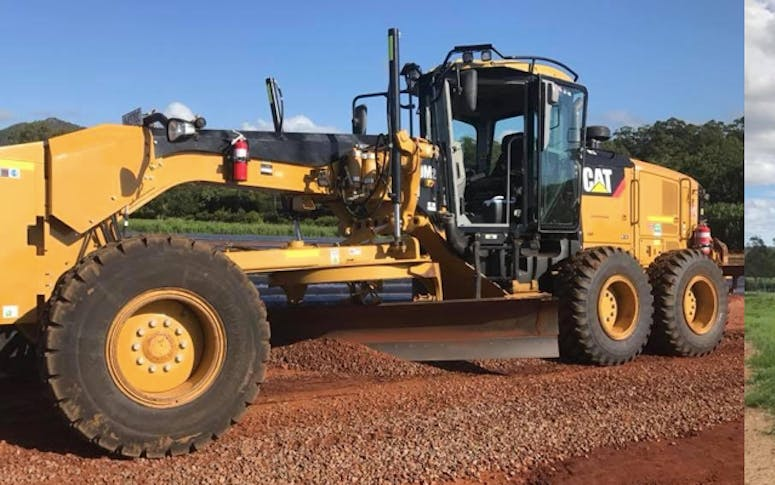 B.P. Roy Grader Hire  featured image