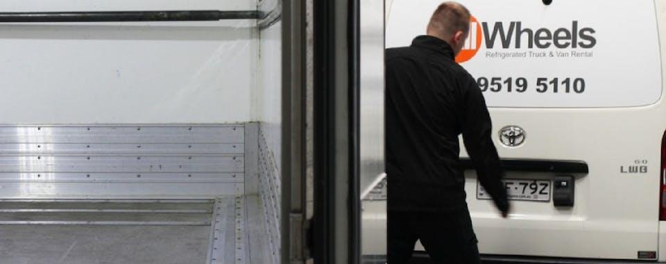 All Wheels Refrigerated Truck & Van Rental
