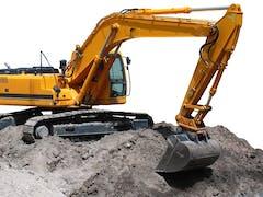 Mini Excavator Hire in Brisbane CBD